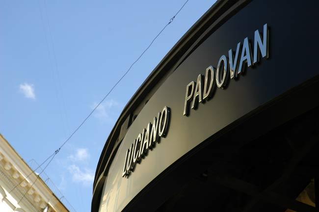 магазин одежды «Лучано Падован»